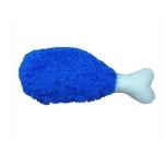 ตุ๊กตาผ้าขนกระดูก สีน้ำเงิน